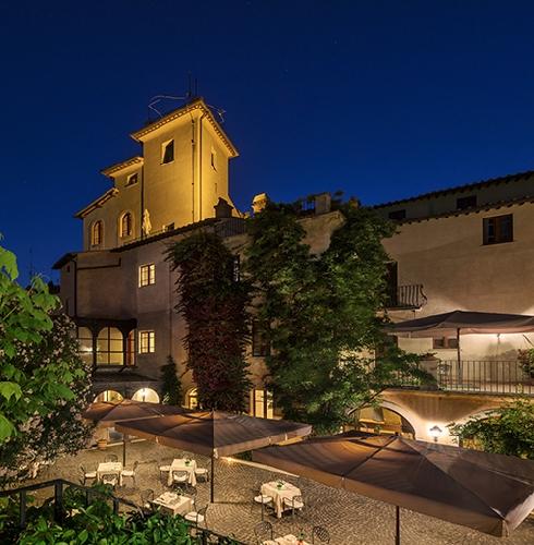 Capodanno Hotel Relais Falisco Civita Castellana Foto