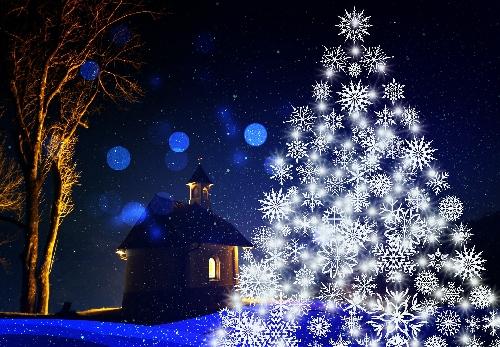 Eventi di Natale a Viterbo Foto