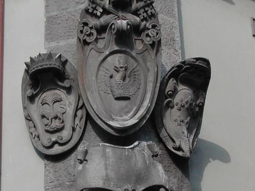 storia monumenti viterbo foto